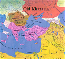 old-khazaria-map